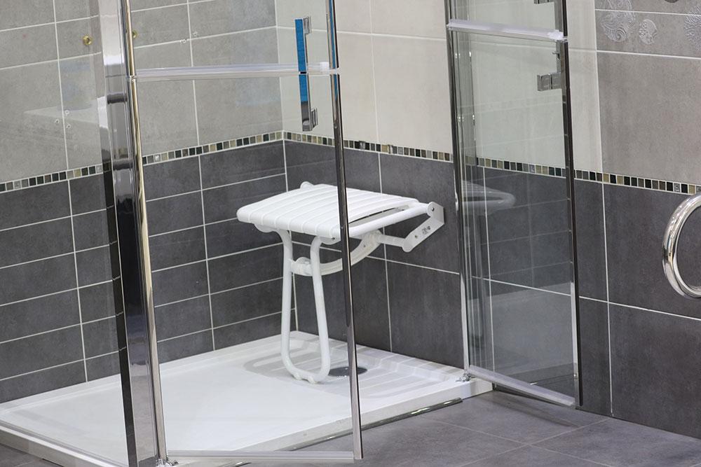 Installation salle de bains PMR Annonay Ardèche